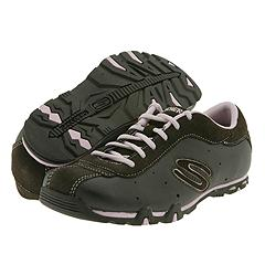 Skechers Kids - Rhythms - Tempo (Children/Youth) (Chocolate/Light Pink) - Kids