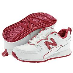 New Balance Kids - KO 552 (Children/Youth) (White/Pink) - Kids