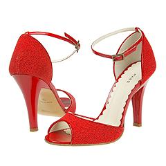 Marc jacobs 653990  Ankle Strap Peep Toe      Manolo Likes!  Click!