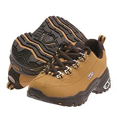 Skechers Kids - Premium (Youth) (Wheat Nubuck)