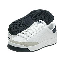 adidas - Rod Laver (White/Navy Nylon/Mesh) - Men's    Manolo Likes!  Click!