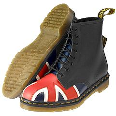 Dr. Martens - 8417 Series (Black Smooth)