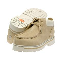 Lugz - Strutt (Honey/Cream Nubuck) - Men's