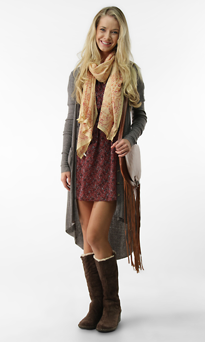 Zappos.com Ensemble: Free Your Fall Fashion
