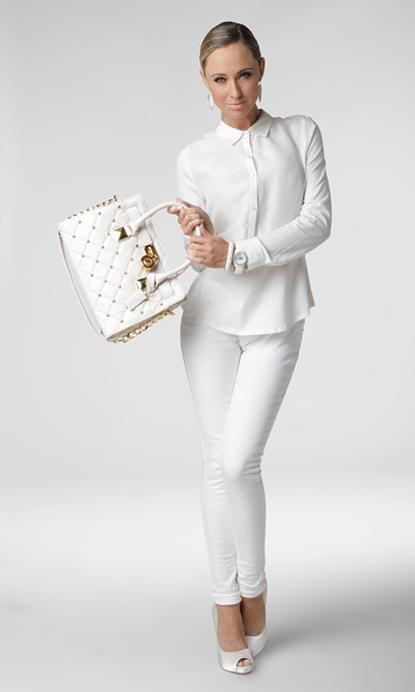 Zappos.com Ensemble: Blanc Beauty