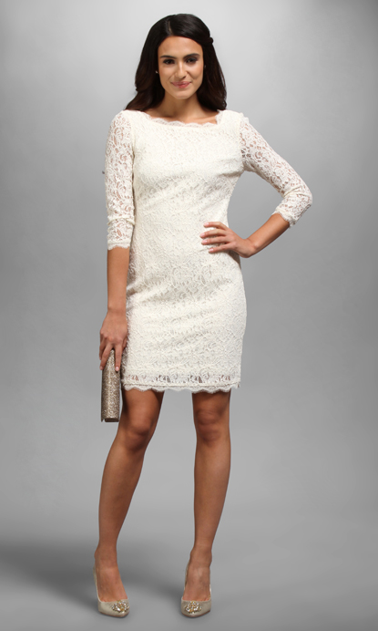 Zappos.com Ensemble: Lovely In Lace 2