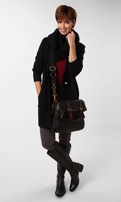 Zappos.com Ensemble: WINTER STAPLES