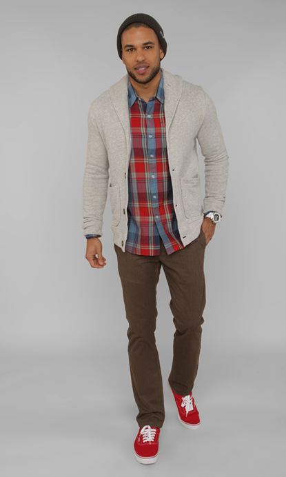 Zappos.com Ensemble: RED LETTER DAY