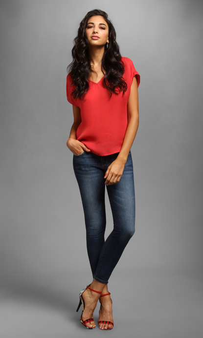 Zappos.com Ensemble: Red-Hot Style
