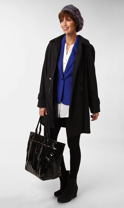 Zappos.com Ensemble: WINTER BLUES