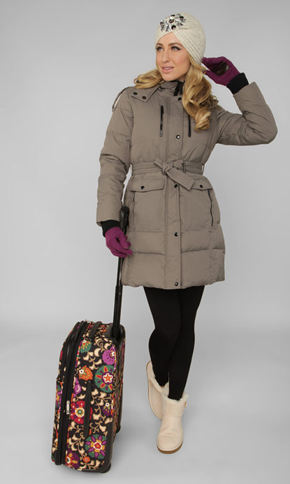 Zappos.com Ensemble: Cozy And Chic Vacation