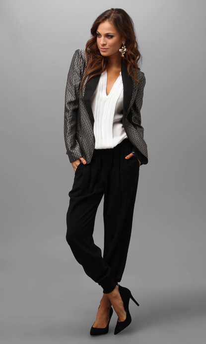 Zappos.com Ensemble: Blazer/Jacket- The Party Blazer