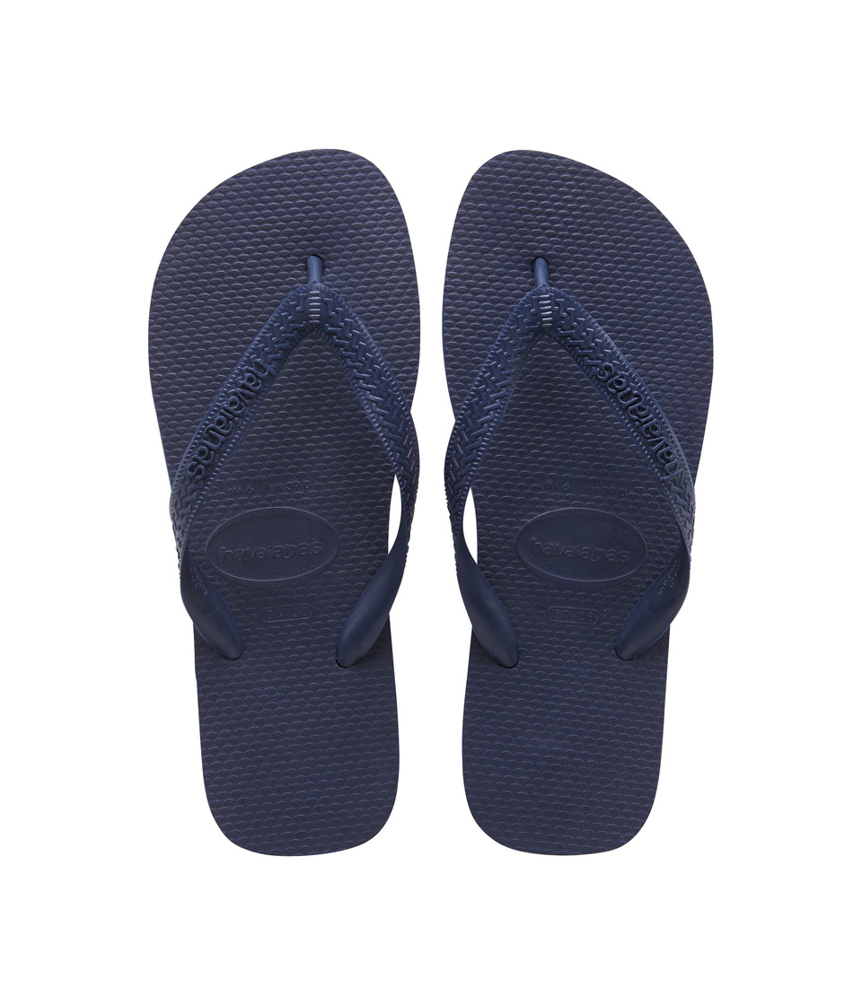 Havaianas - Top Flip Flops (Navy Blue) Women's Sandals