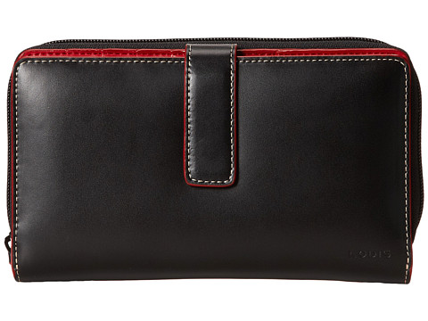 Lodis Accessories Audrey SUV Deluxe Wallet W/ Removable Checkbook