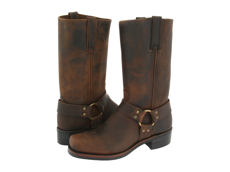 Frye - Harness 12R (Gaucho) Mens Pull-on Boots