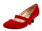 Gabriella Rocha - Ginger (Red Suede Leather) - Footwear