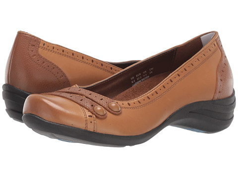 Hush Puppies Burlesque - Tan Leather