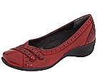 Hush Puppies - Burlesque (Dark Red Leather)