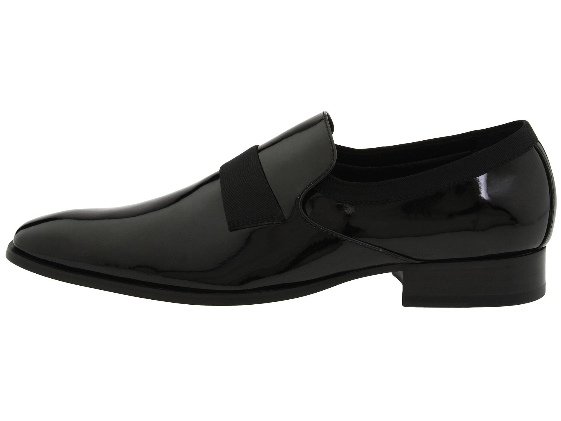 Calvin Klein Brodie Black Tuxedo Shoes - Formal Shoes   Men's