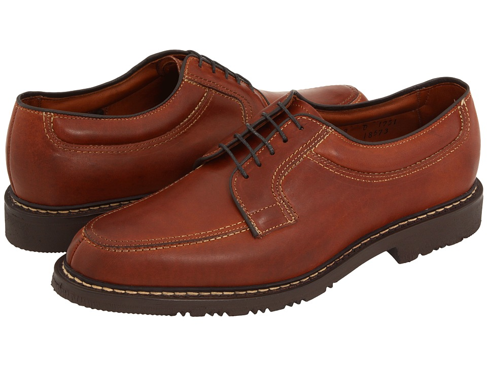 Allen Edmonds - Wilbert (Brown) Mens Lace up casual Shoes