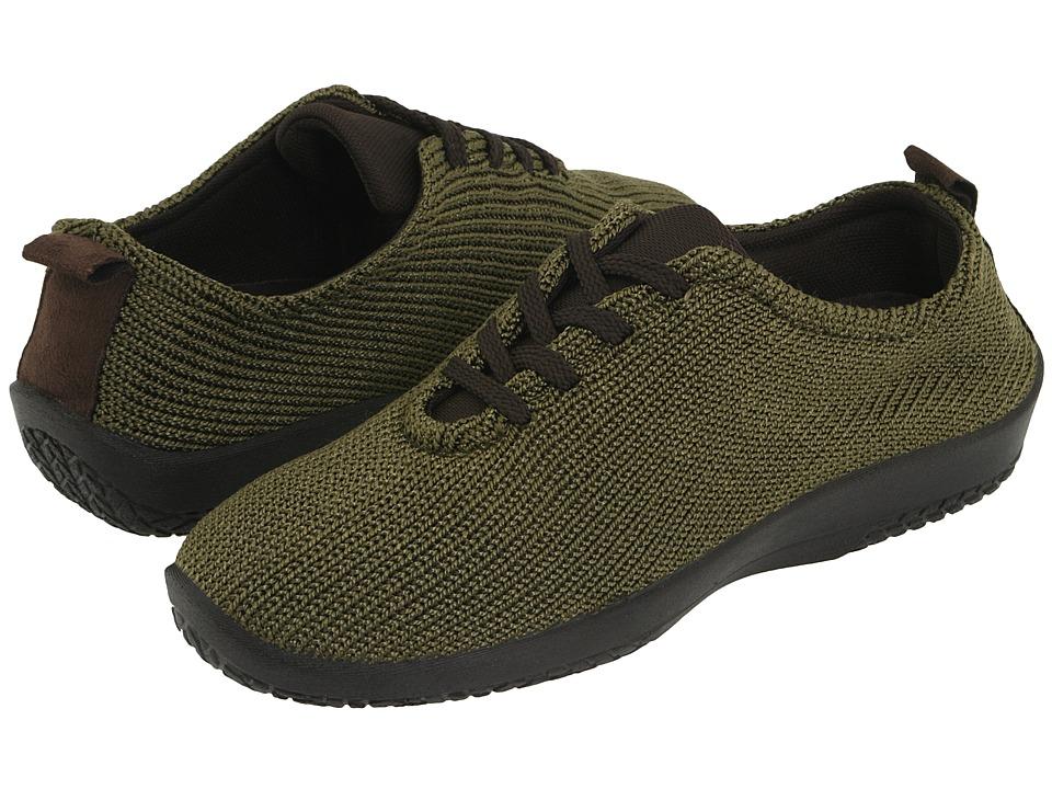 Arcopedico LS (Olive) Women's Shoes