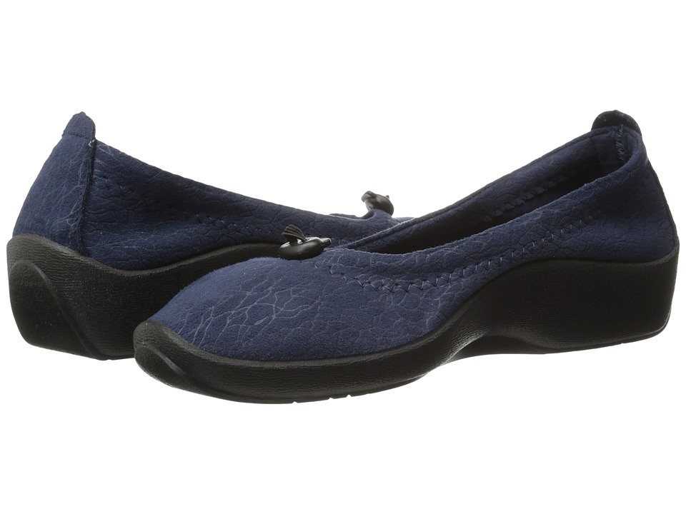 Arcopedico L14 Azul Womens Flat Shoes
