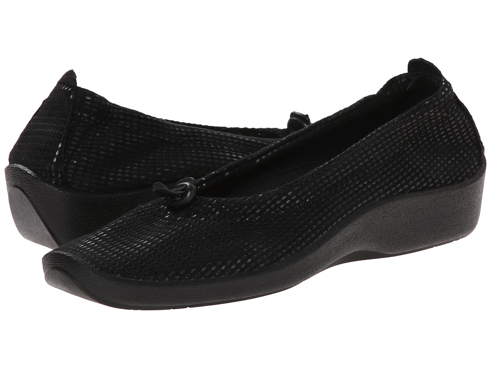 Arcopedico L14 (Lagrimas Black) Flats