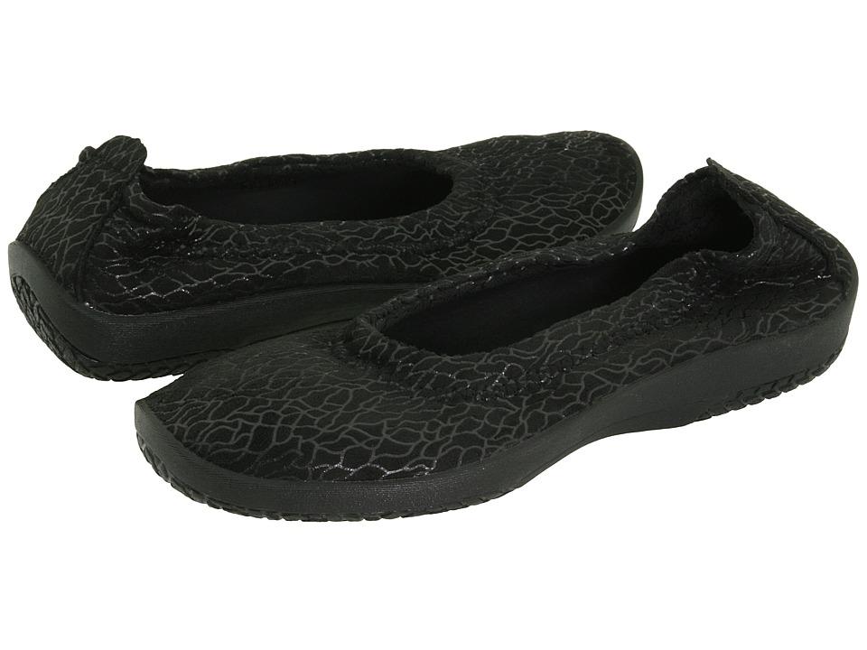 Arcopedico L15D (Black) Flats