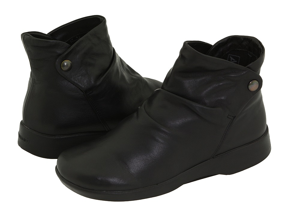 Arcopedico N42 (Black Leather) Women's Boots