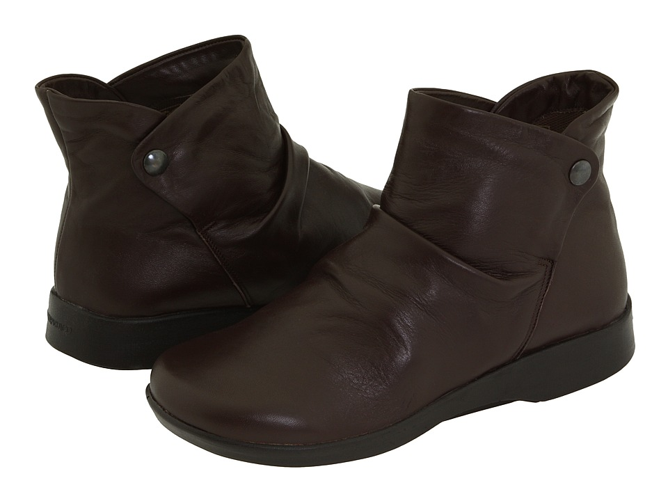 Arcopedico N42 (Cafe Leather) Women's  Boots