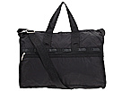 LeSportsac - Medium Weekender Bag (Black) - Bags and Luggage