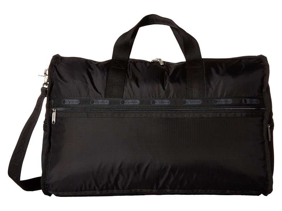 LeSportsac Luggage - Large Weekender (Black) Duffel Bags