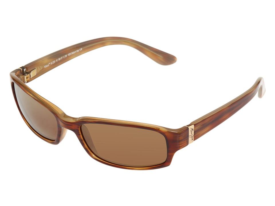 Maui Jim Atoll (Tortoise/HCL Bronze Lens) Sport Sunglasses