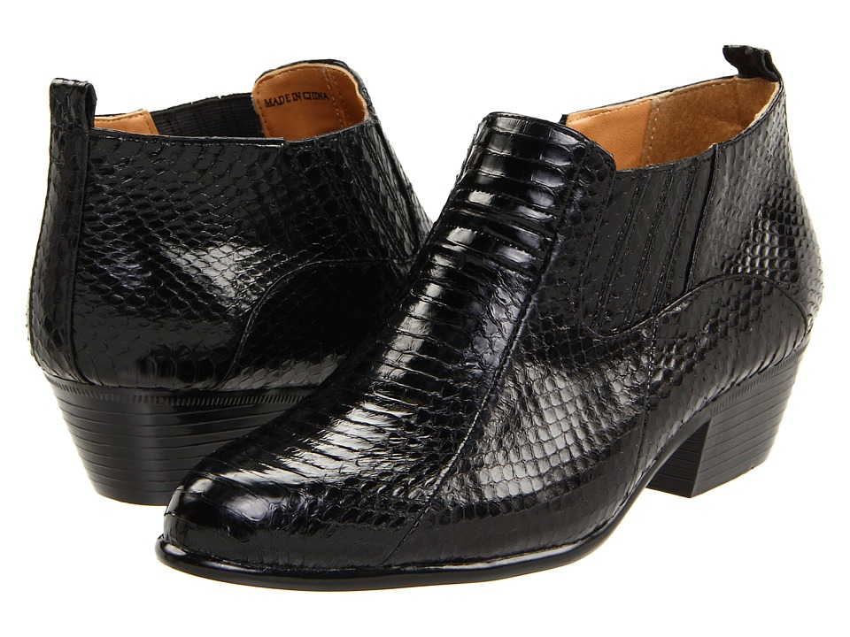 Giorgio Brutini - Jarrett (Black Snake) Mens Boots
