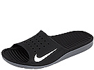 Nike - Solarsoft Slide (Black/White)