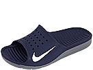 Nike - Solarsoft Slide (Midnight Navy/White)