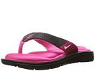 Nike Comfort Thong (Black/White-Vivid Pink)