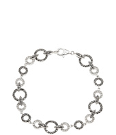 Judith Jack - Essentials 7 1/4inch Round Links Bracelet