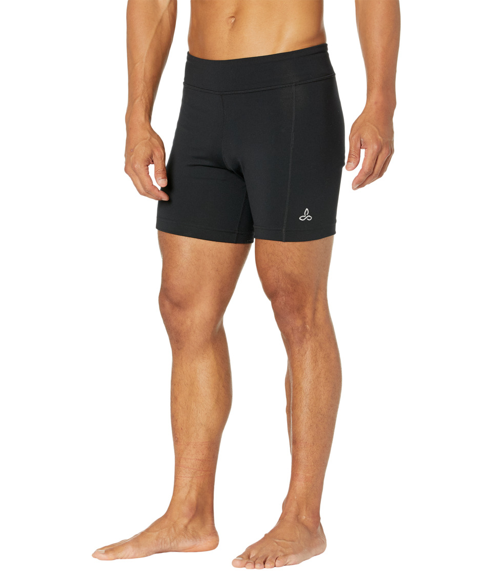 Prana - JD Short (Black) Mens Shorts