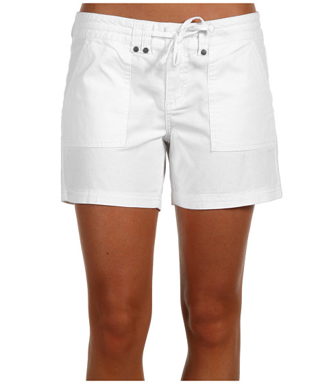 Prana - Tess Short (White) - Apparel