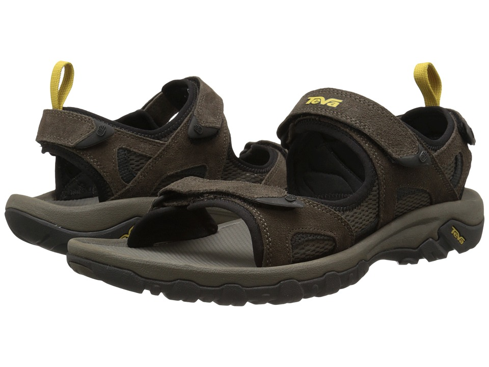 Teva - Katavi (Brown) Men's Sandals