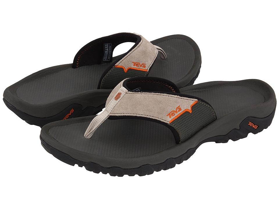 Teva - Katavi Thong (Walnut) Men's Sandals