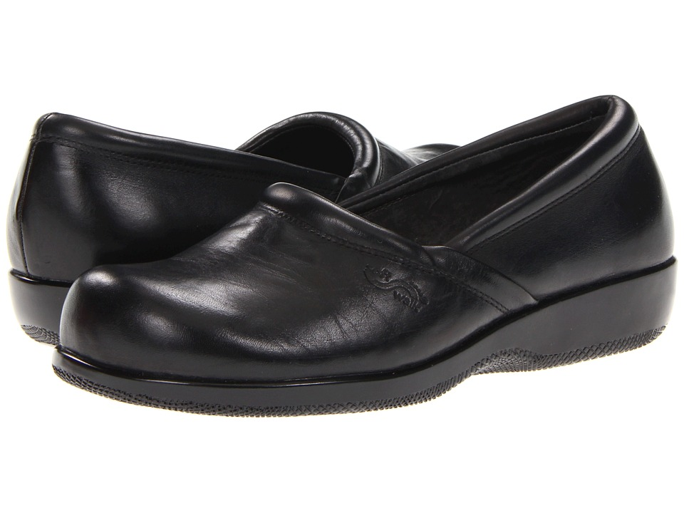 SoftWalk - Adora (Black) Women's Shoes