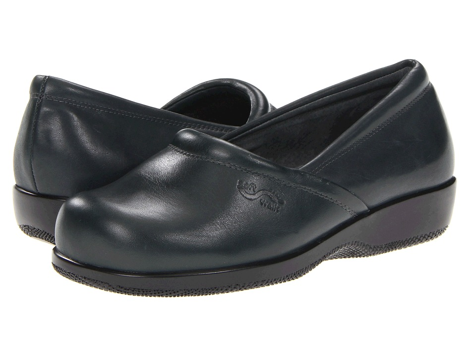 SoftWalk Adora (Navy) Women's Shoes