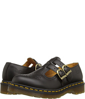 Dr Martens Ladies Shoes 2A79 Bark Grizzly UK4: Wild and Free