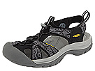 Keen - Venice H2 (Black/Gargoyle) - Footwear