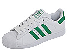 adidas Originals - Superstar 2 (White/Fairway/White) - Footwear
