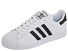 adidas Originals - Superstar 2 (White/Black) - Footwear