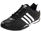 adidas Originals - adiRacer Lo Leather - Metallic (Black/White/Metallic Silver) - Footwear