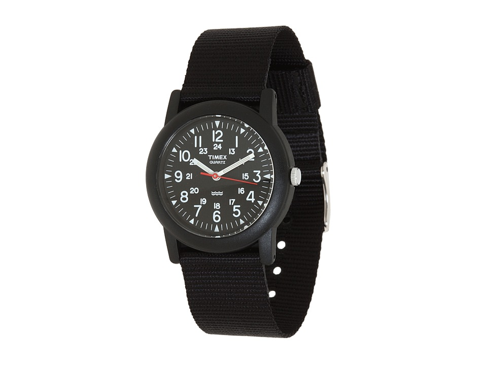 Timex Camper Camper Black Analog Watches